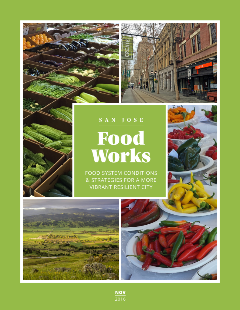 San Jose Food Works Cover Nove. 2016