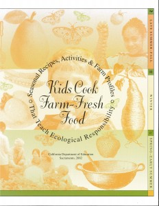 Kids Cook Farm-Fresh Food Cover