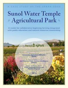 Sunol AgPark Case Study Cover