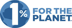 1% for the planet - LOGO