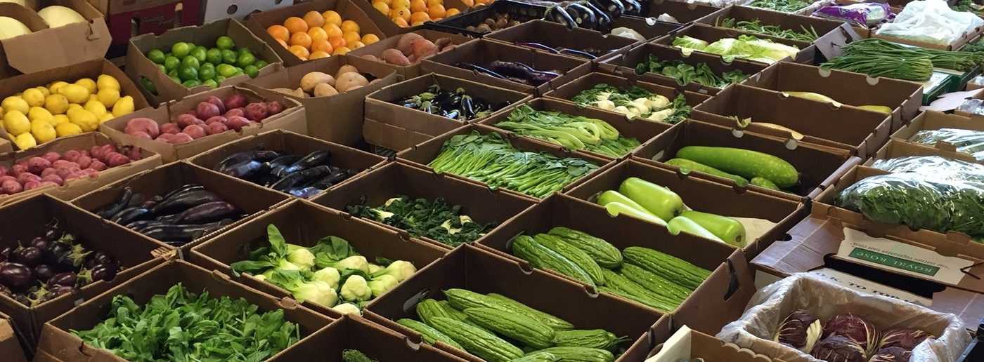Fostering vital food systems link